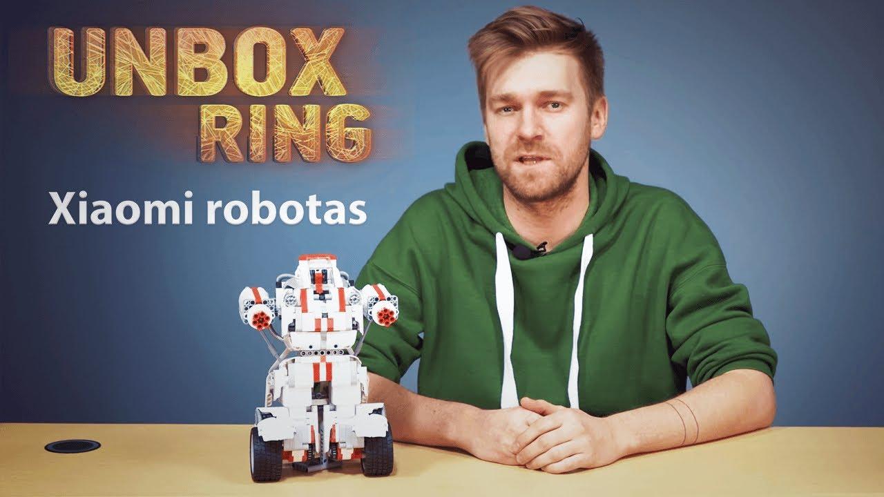 prekybos mainų robotai