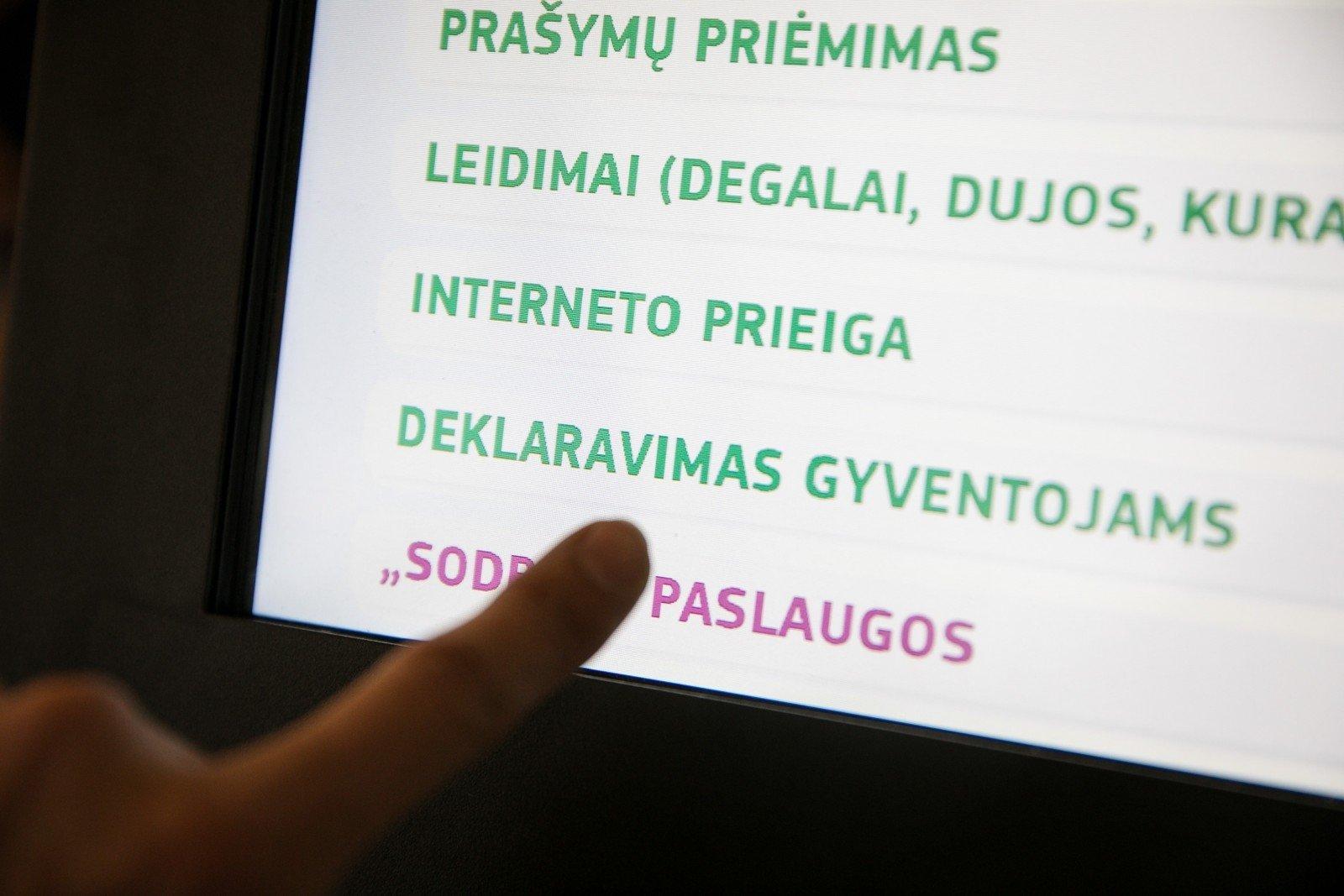 Asmenų pajamos internetu