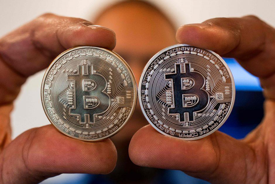 bitkoinų pinigai)