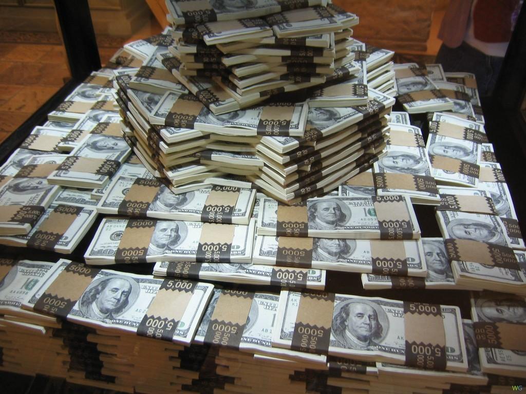 Kaip uždirbti milijoną be pinigų