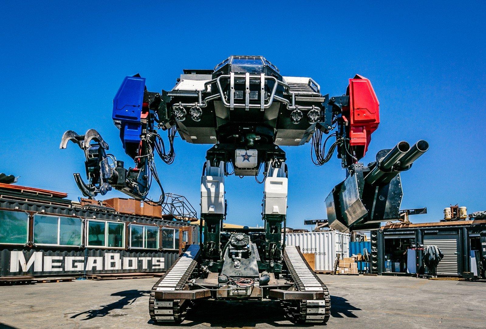 Prekybos centrai su robotais. Kas Naujo Technologijas , Balandis