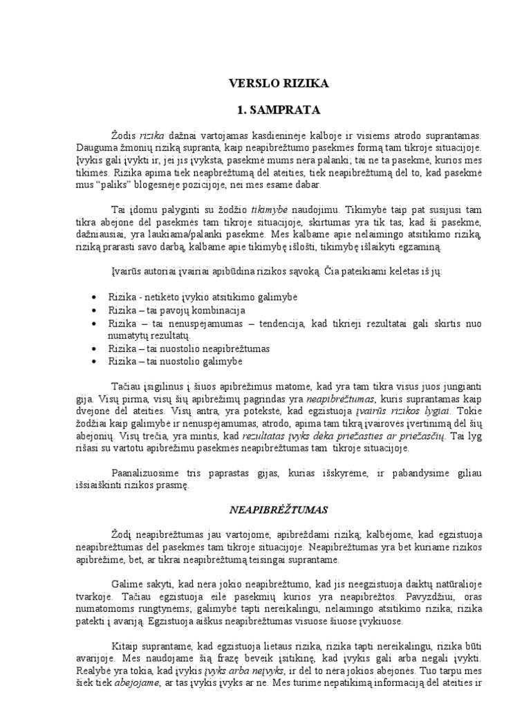 opciono sutartis ir opciono sutartis)