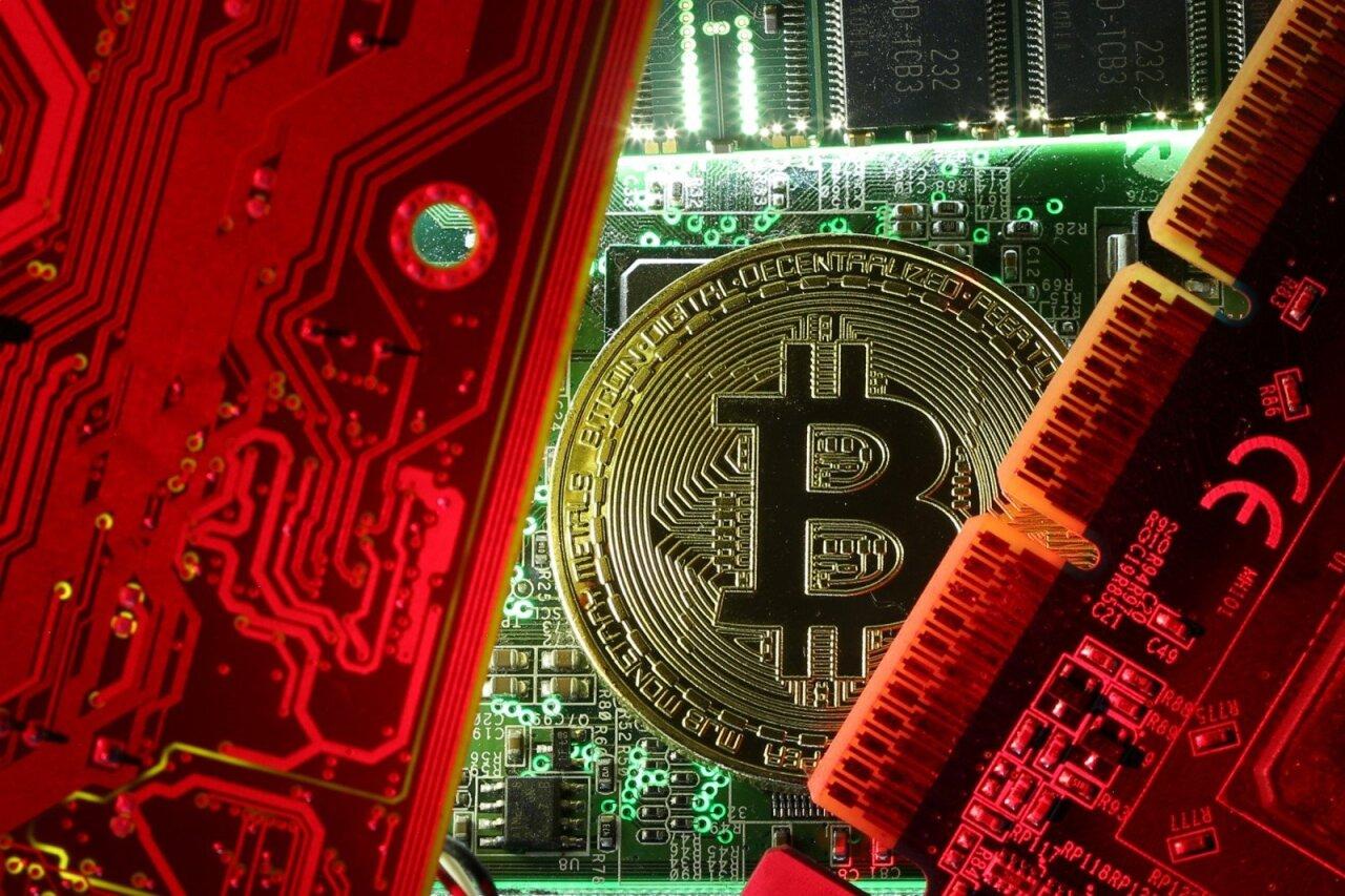 viskas apie bitkoinus pradedantiesiems reuters)