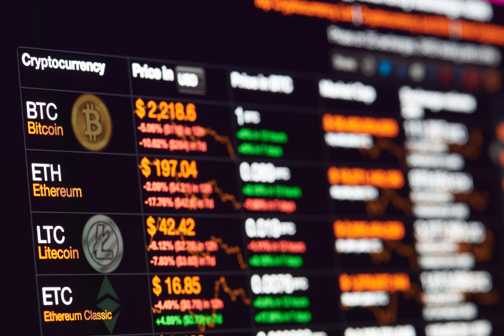 uždirbti bitkoiną investuojant