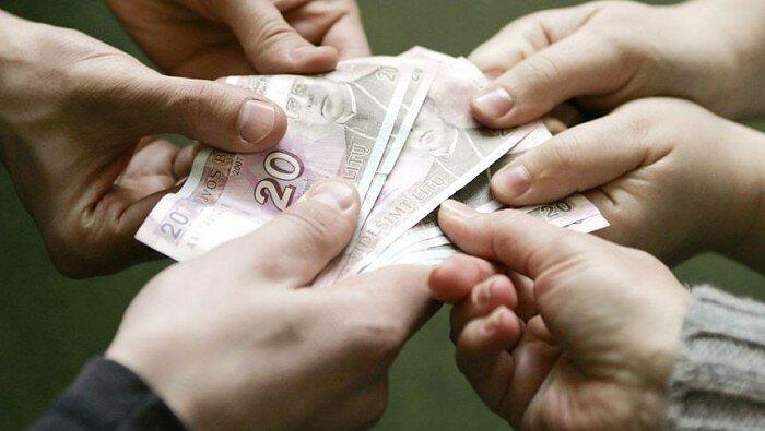 kiek pinigų reikia uždirbti