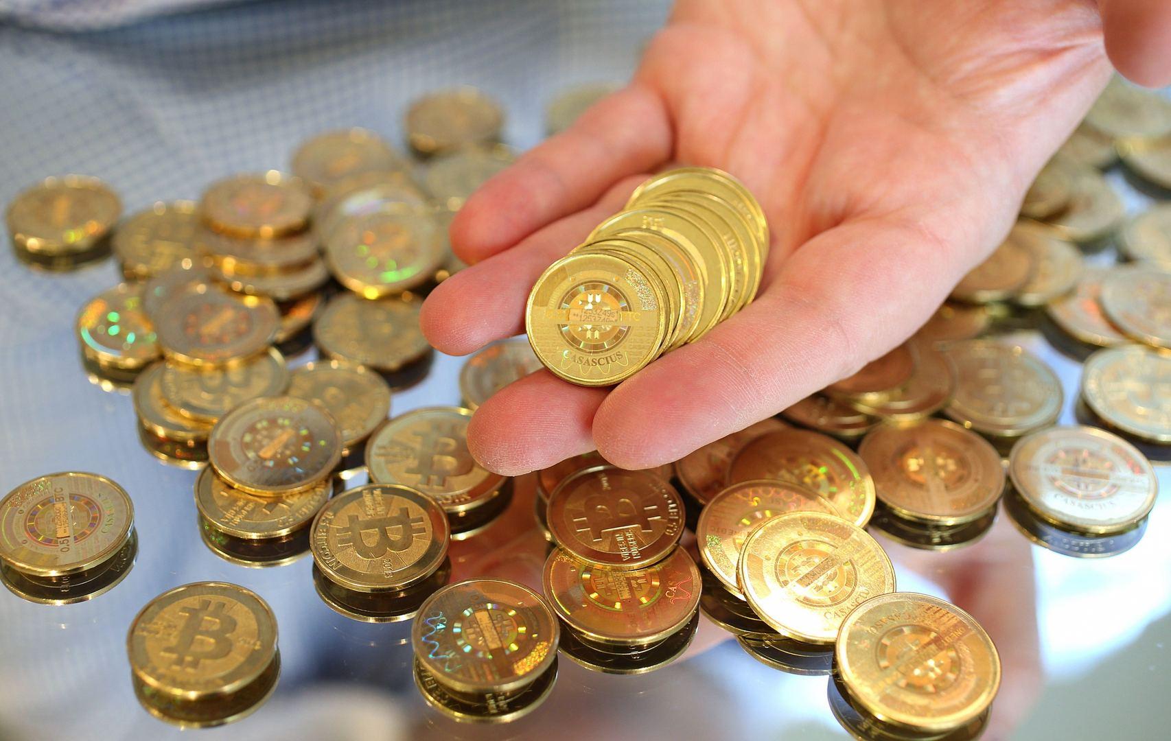 kas yra bitkoinas ir kaip jį pagaminti)