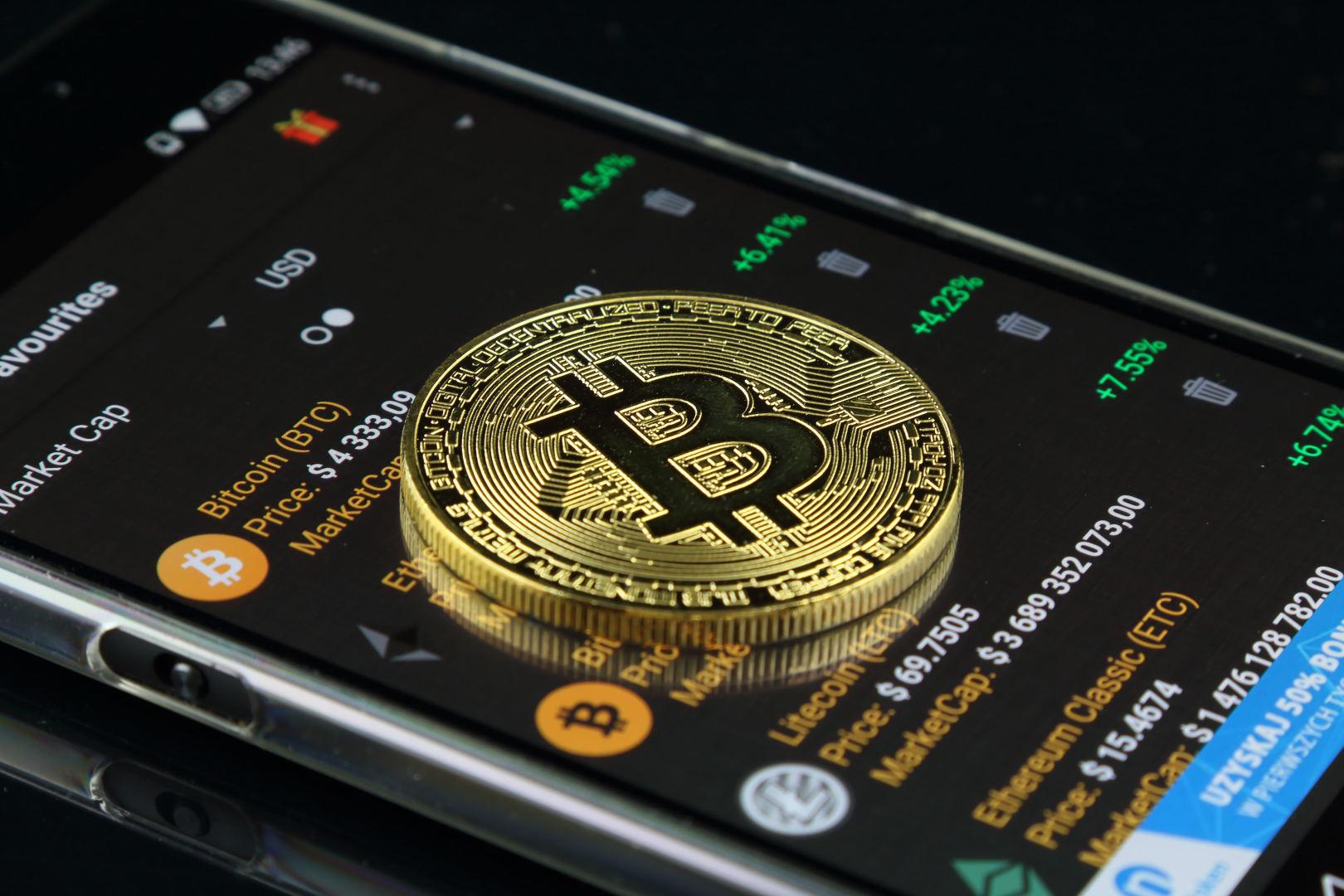 Kur saugoti bitcoinus?