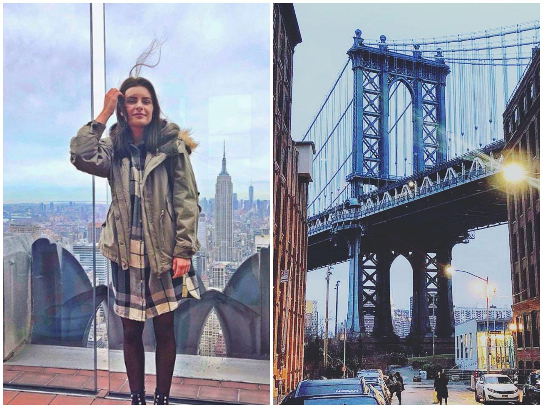 variantai Niujorke