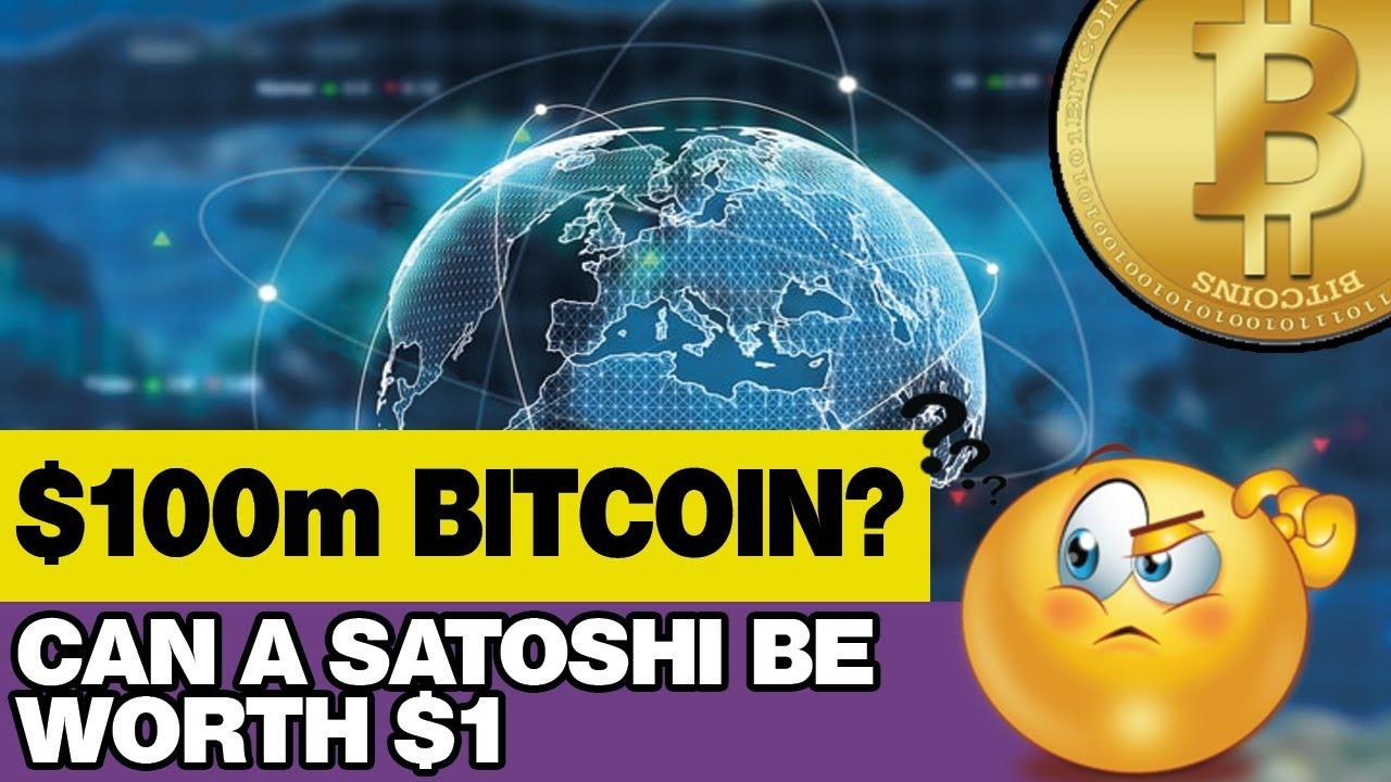 Satoshi į Bitcoin normą)