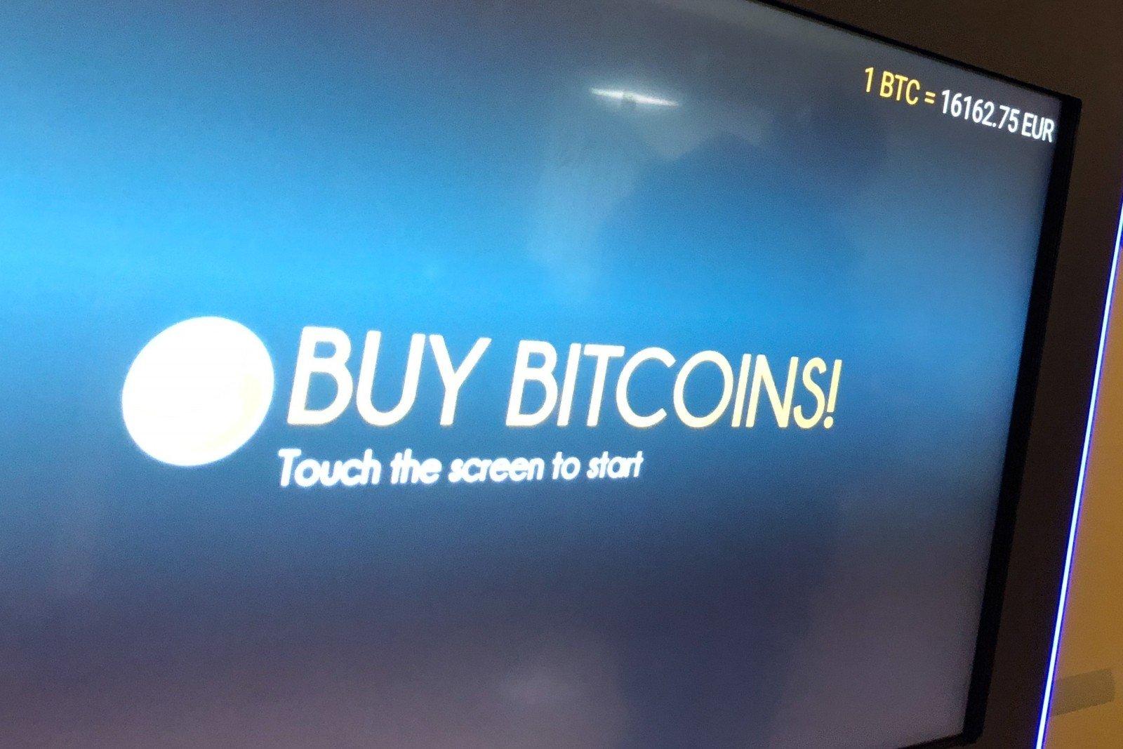 investuoti į bitkoiną)