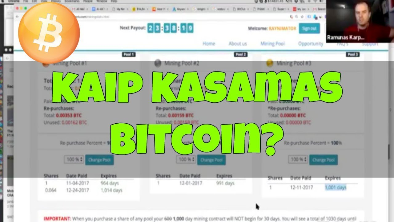 Kas yra bitcoinas? Viskas, ką reikia žinoti apie šią sparčiai augančią kriptovaliutą