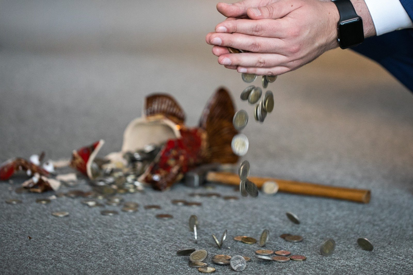 kas gali padėti užsidirbti pinigų