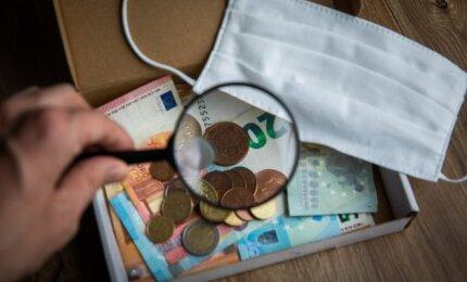 užsidirbti pinigų pagalbos fondas)