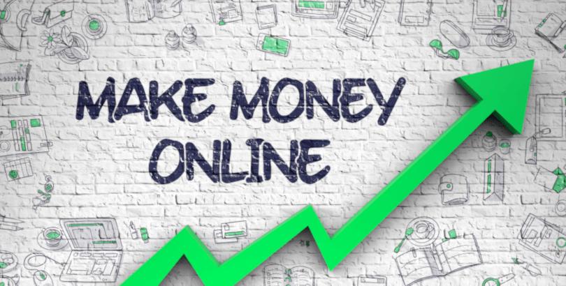 papildomų pajamų per internetą