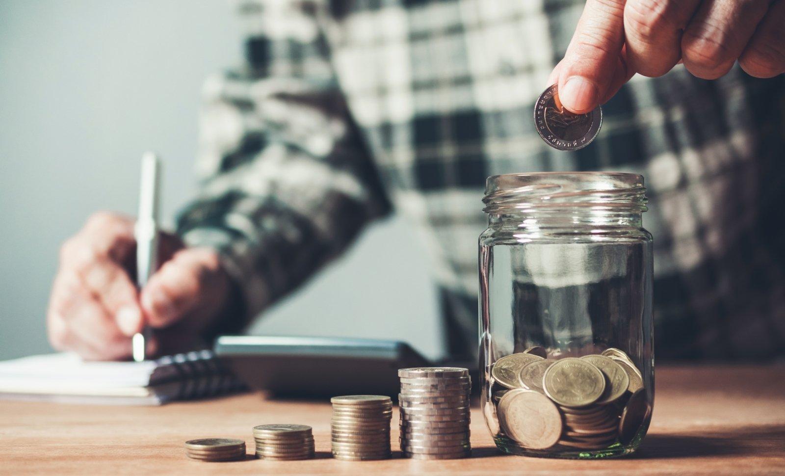 kaip greitai sutaupyti ar užsidirbti