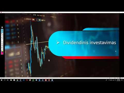 investicijos be investicijų internete