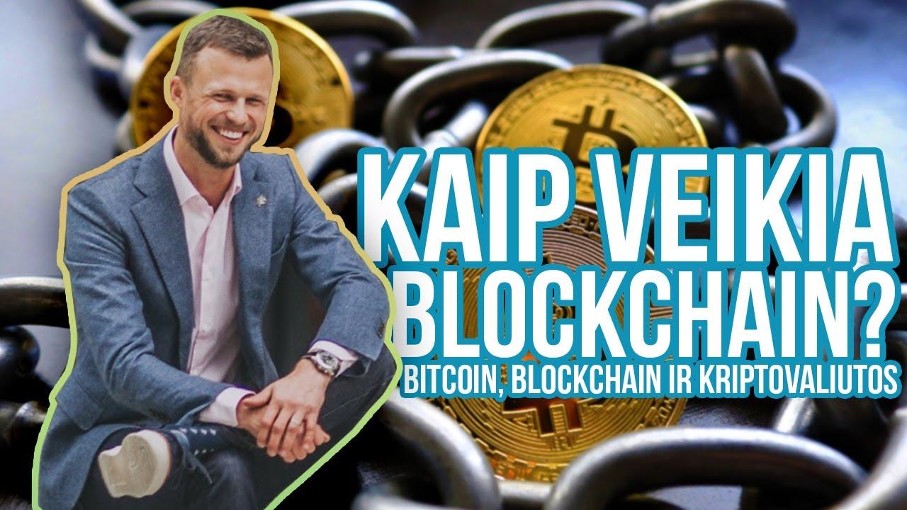 """""""blockchain"""" investicijos"""