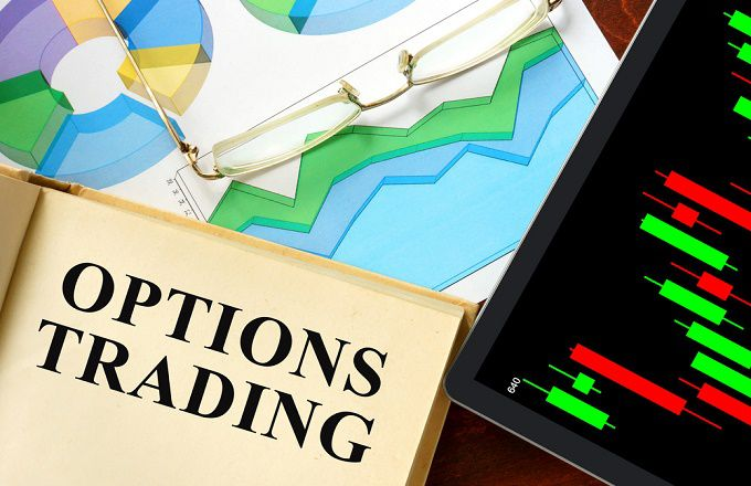 Call and Put Option-Option Trading pagrindinė pagrindinė teorija