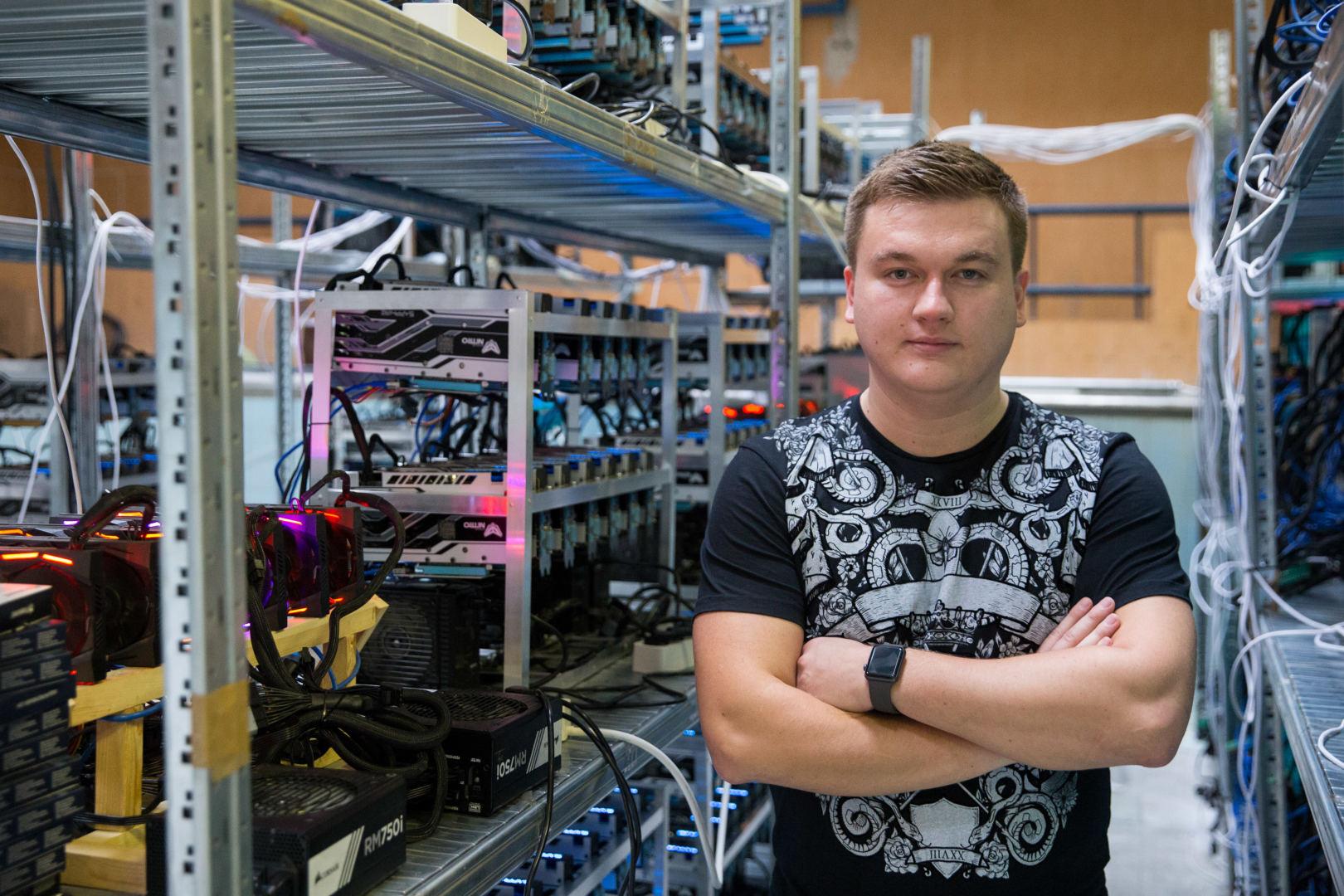 bitkoinų gamykla)