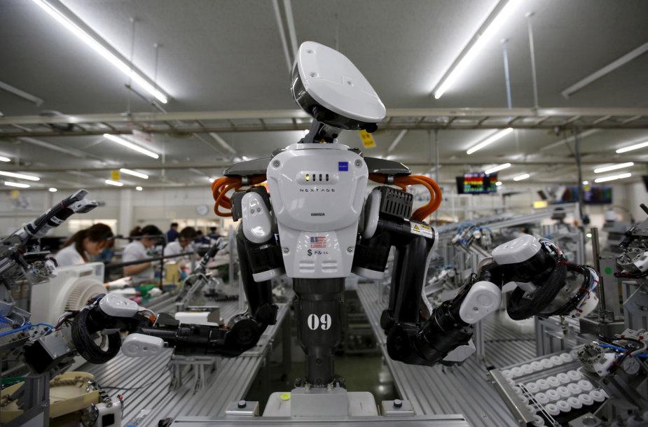 Žmonių ir robotų seksas: artėja negrįžtami pokyčiai | baltasisvoras.lt