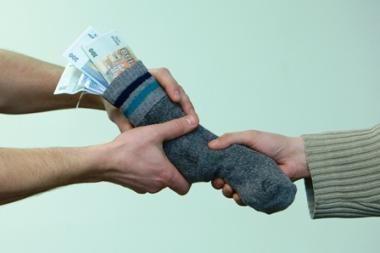simbolinis finansavimas)