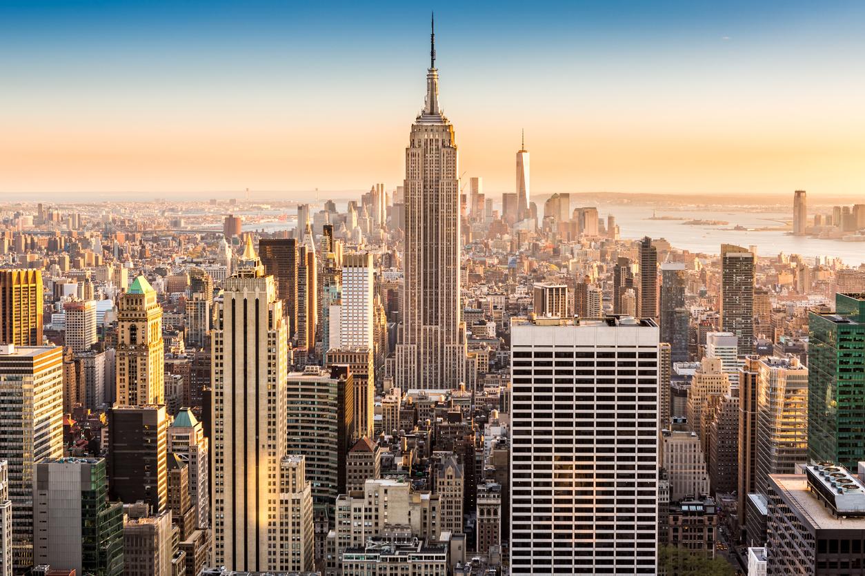 variantai Niujorke)