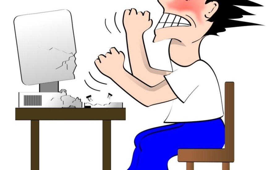 nuomonė apie uždarbį internete