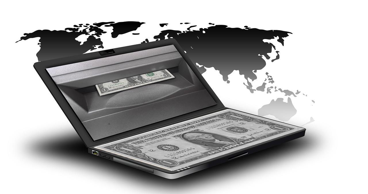 tinklo verslas uždirba didelius pinigus