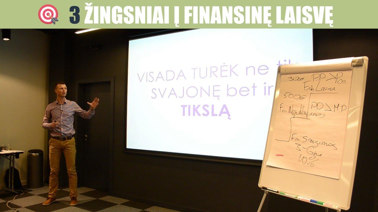 Patarimai kaip pasiekti finansinę nepriklausomybę - Regionų naujienos