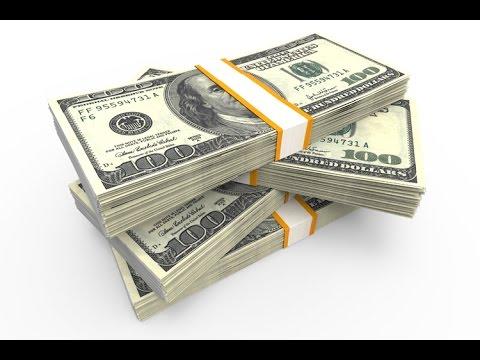 užsidirbti pinigų prieš išleidžiant pinigus