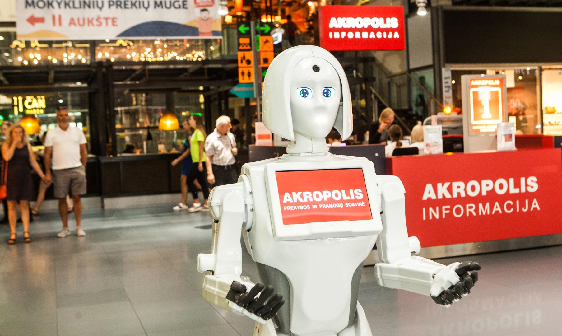 peržiūri prekybos robotą