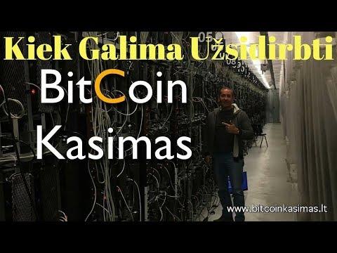 ar tikrai galima užsidirbti pinigų iš bitkoinų apžvalgų)