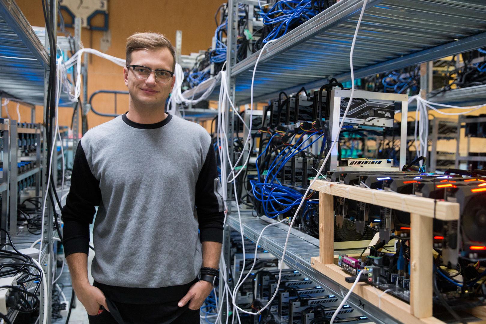 bitkoino laidas