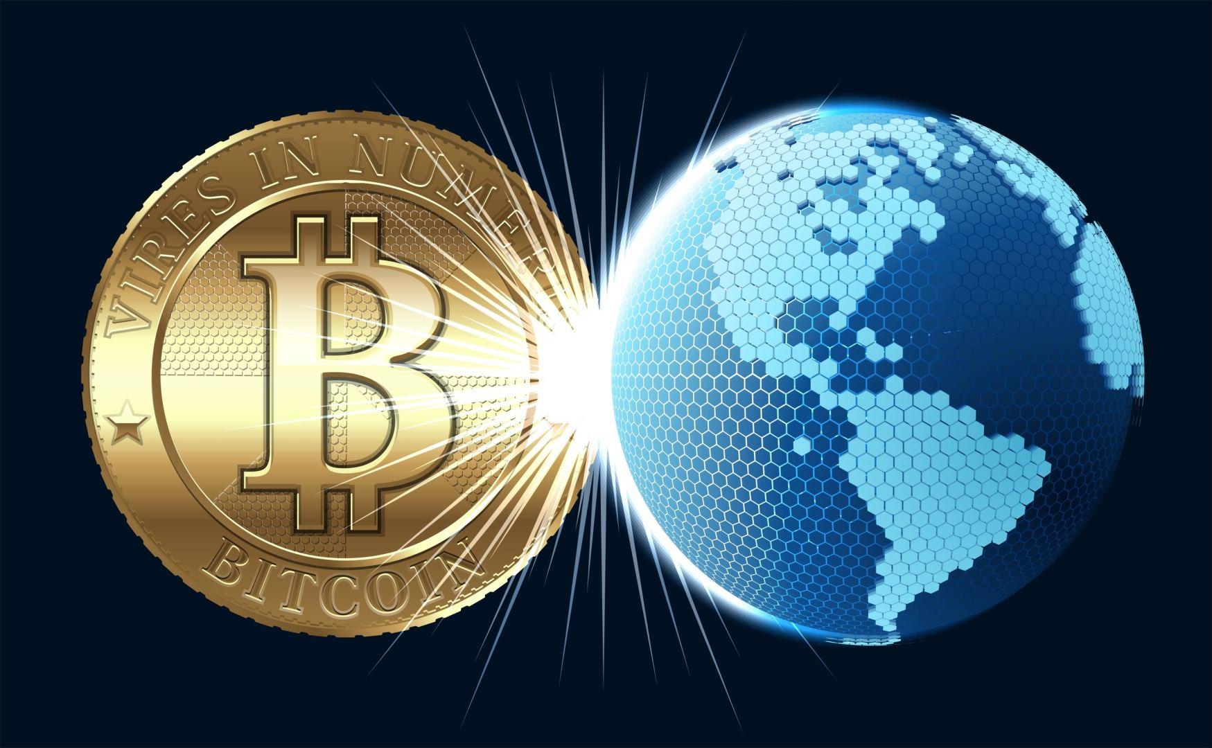 Bitcoin uždirbantis botas. žiniatinklio minerą