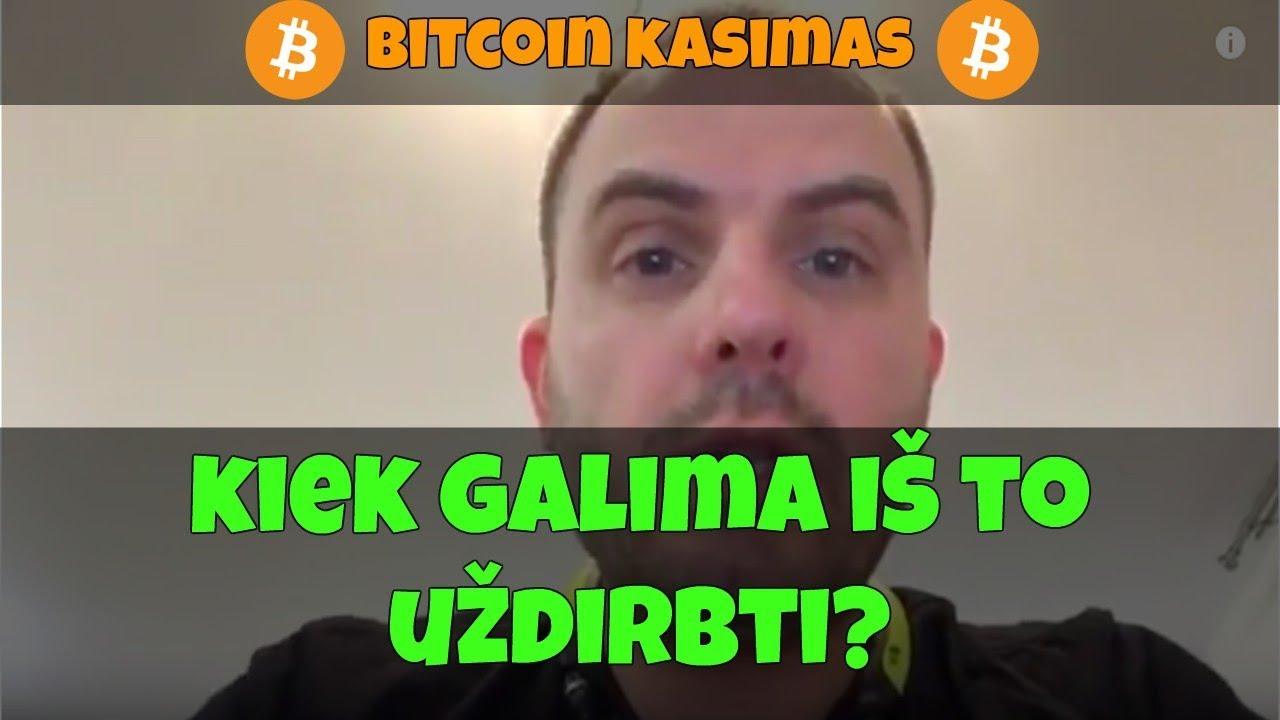 Bitcoin uždarbis ir stabilios pajamos neuroniniai tinklai ir prekyba