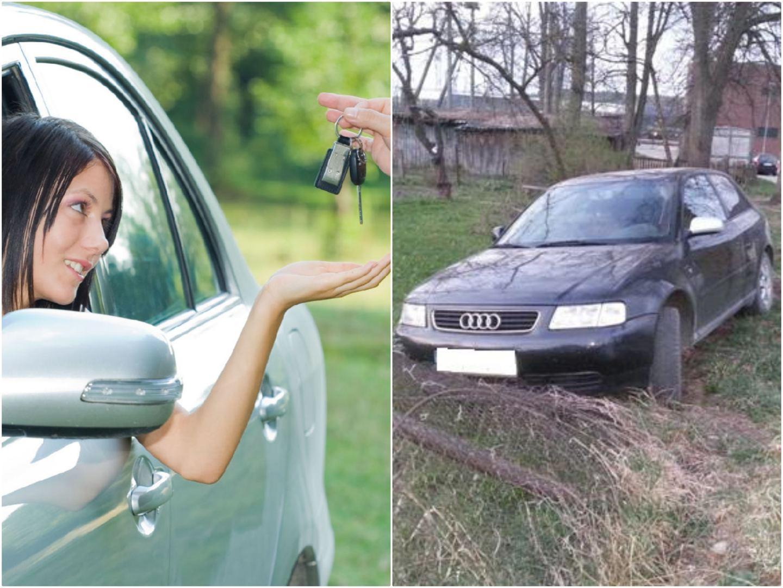 lengvų pinigų už automobilį