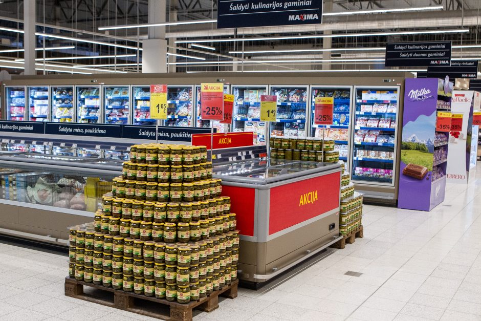 prekybos centrų technologijos)
