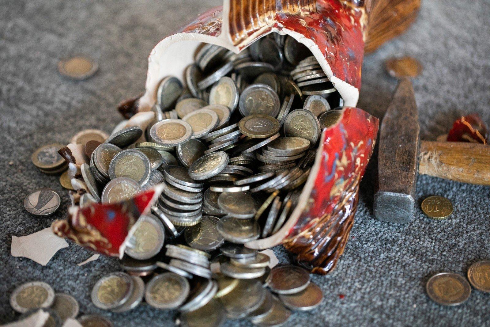 užsidirbti pinigų kovojant