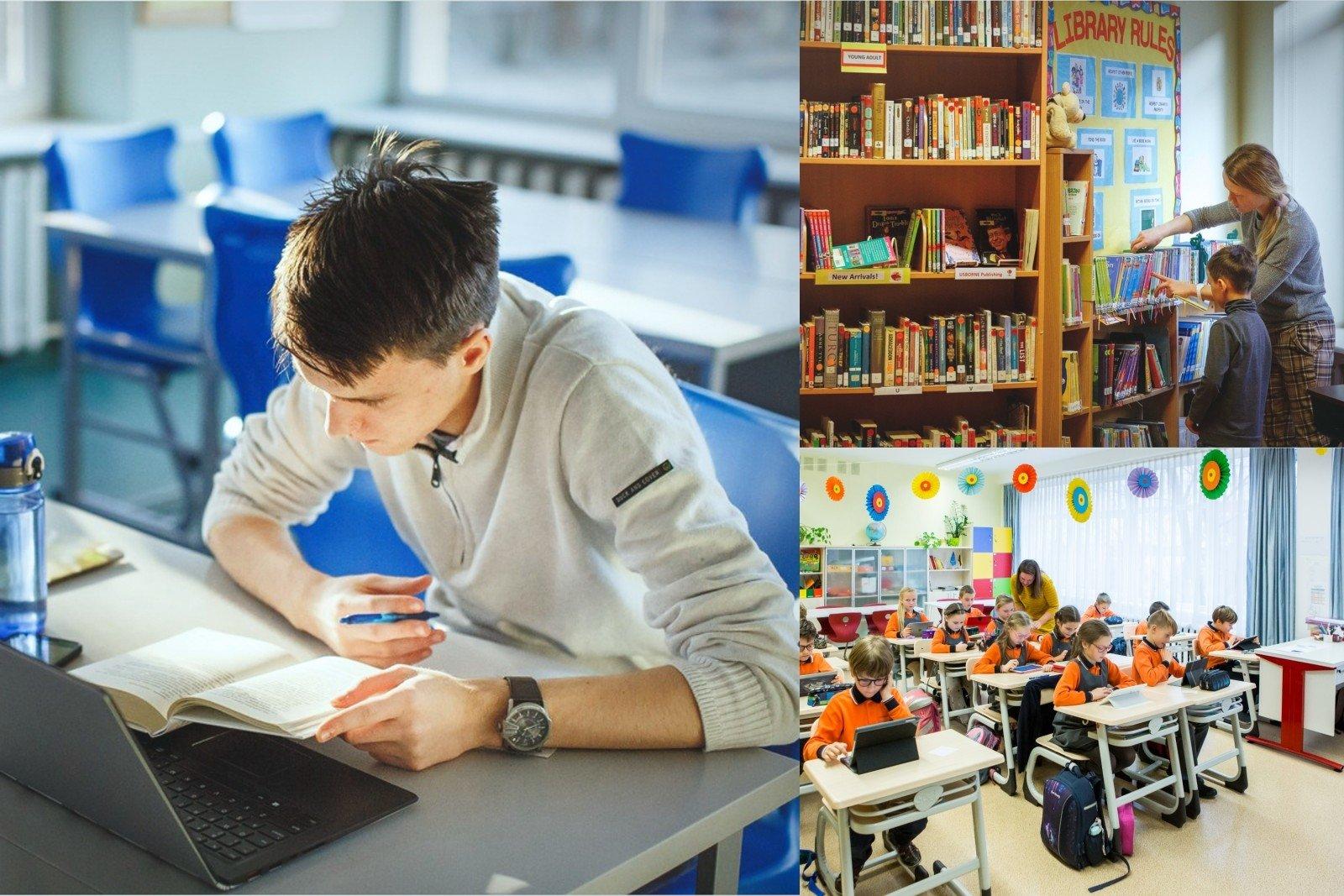 darbo mokyklos studijos uždirba verslą internete