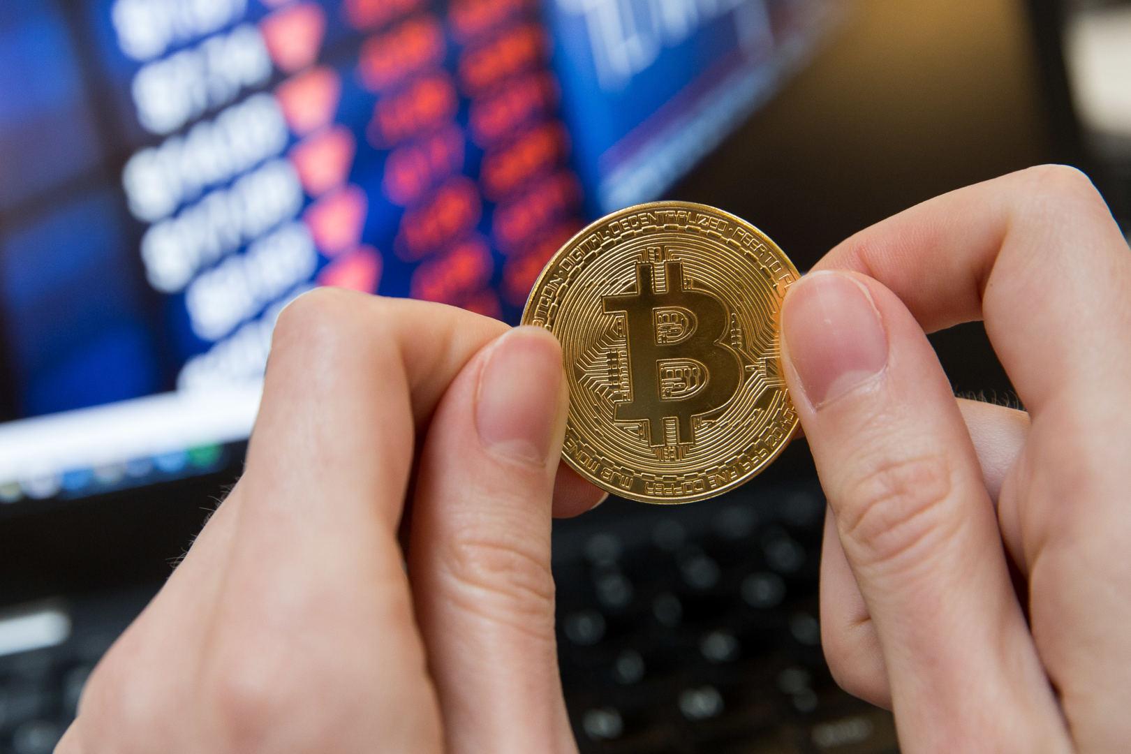 kiek kainuos bitkoinas