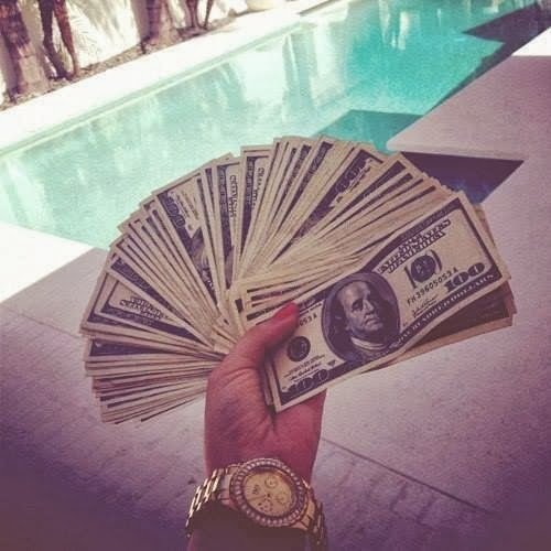 kam dirbti, kad uždirbtum daug pinigų